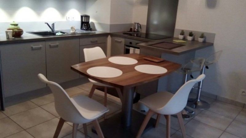 Cucina all'americana Affitto Appartamento 114387 Annecy