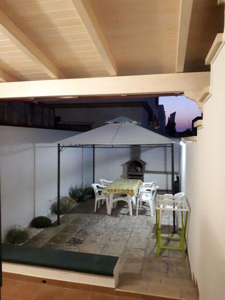 Cortile Affitto Villa  114625 Pescoluse