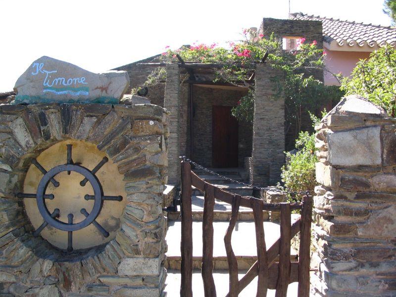 Vista esterna della casa vacanze Affitto Villa  116098 Stintino