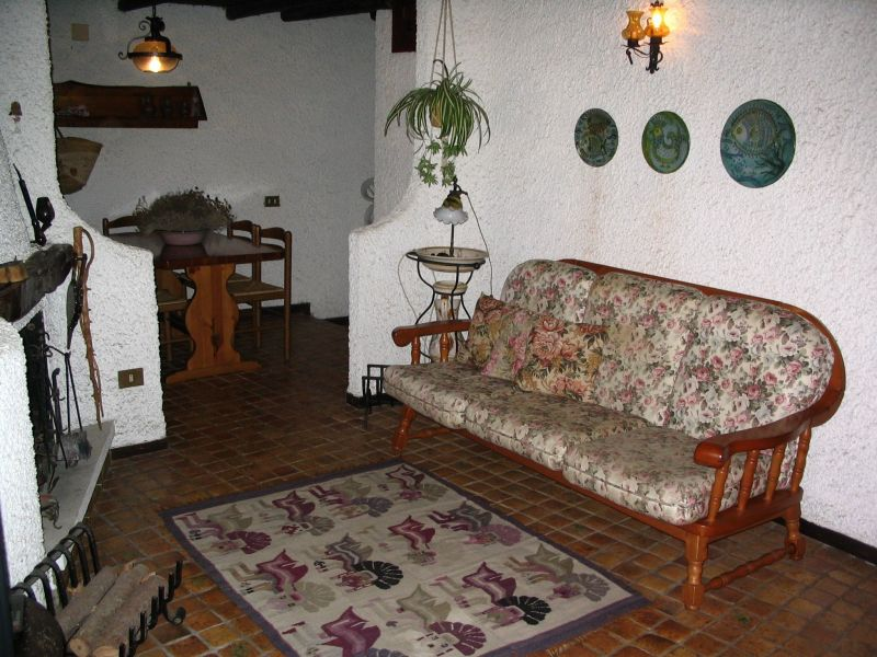Soggiorno Affitto Villa  116098 Stintino
