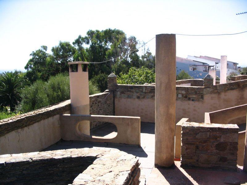 Vista dal terrazzo Affitto Villa  116098 Stintino