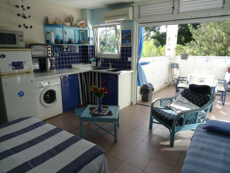 Pianta casa vacanze Affitto Monolocale 116462 Le Diamant
