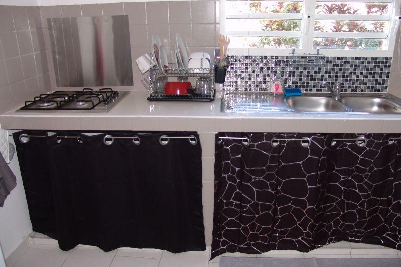 Angolo cottura Affitto Appartamento 117365 Goyave
