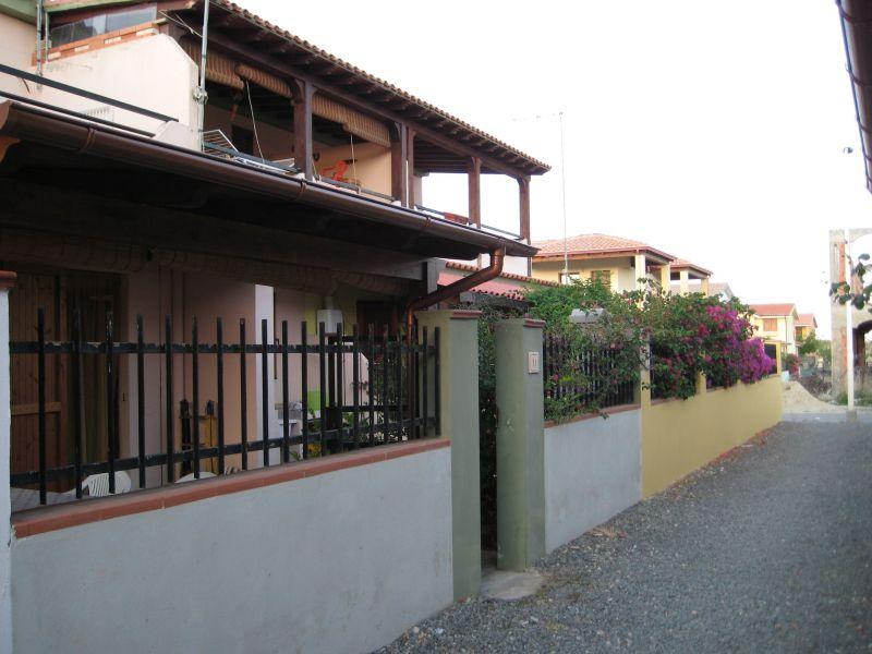 Vista esterna della casa vacanze Affitto Casa 118552 Pula