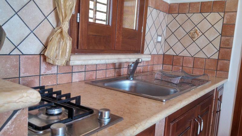 Angolo cottura Affitto Villa  66027 Scopello