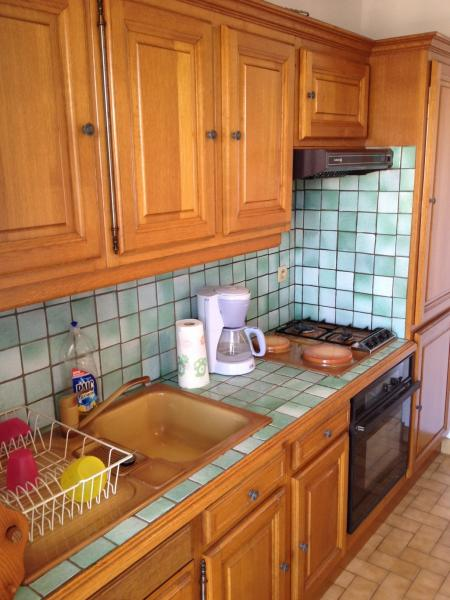 Cucina separata Affitto Appartamento 68767 Juan les Pins
