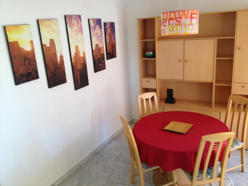 Sala da pranzo Affitto Appartamento 68767 Juan les Pins