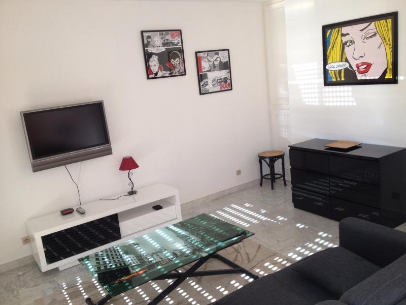 Soggiorno Affitto Appartamento 68767 Juan les Pins