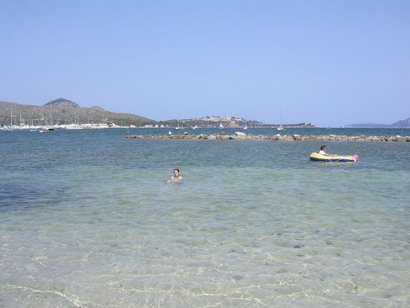 Spiaggia Affitto Appartamento 69561 Puerto Pollensa