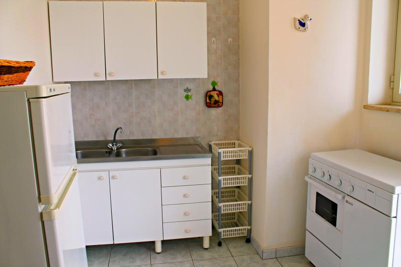Cucina separata Affitto Appartamento 70848 Ugento - Torre San Giovanni