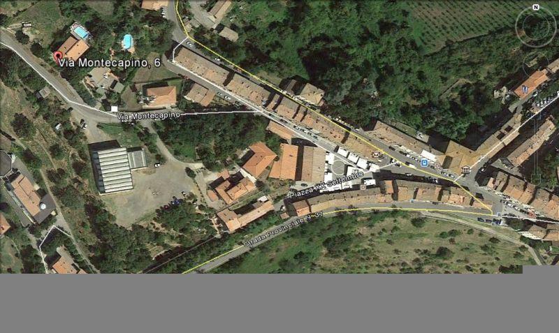 Altra vista Affitto Appartamento 73261 San Gimignano