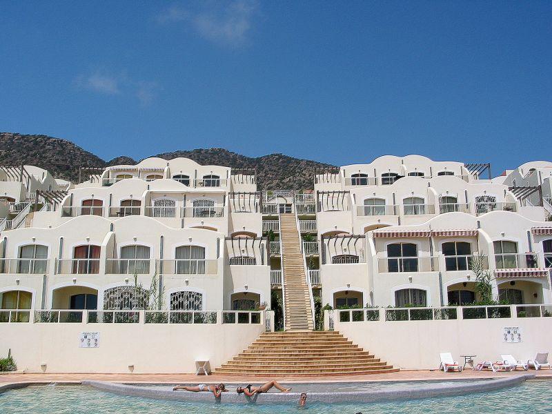 Vista esterna della casa vacanze Affitto Appartamento 74424 Agadir