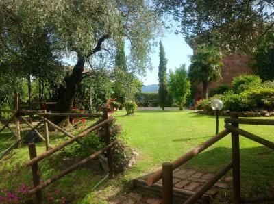 Vista esterna della casa vacanze Affitto Appartamento 75322 Lucca