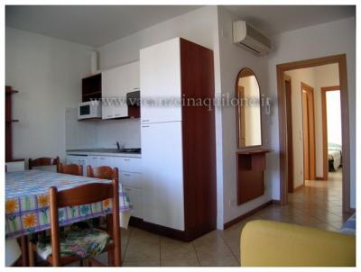Entrata Affitto Appartamento 76435 Riccione