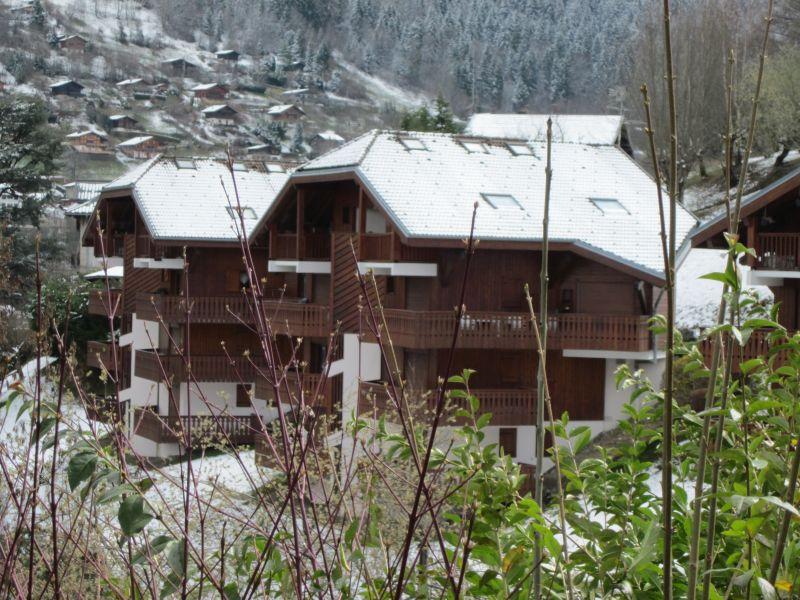 Vista esterna della casa vacanze Affitto Monolocale 77364
