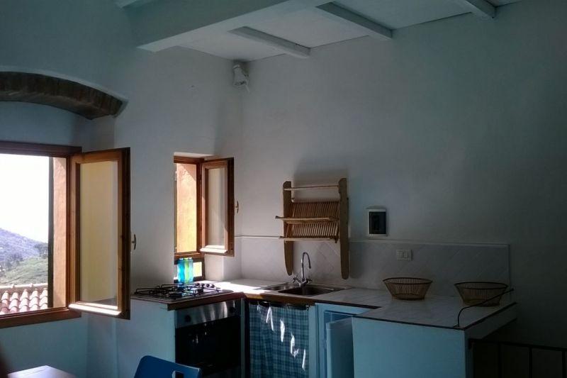 Angolo cottura Affitto Appartamento 77525 Rio nell'Elba