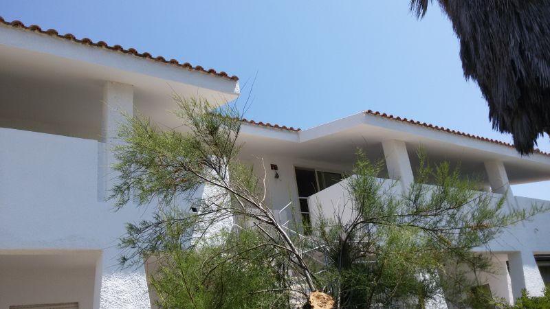 Vista esterna della casa vacanze Affitto Appartamento 79202 Isola di Capo Rizzuto