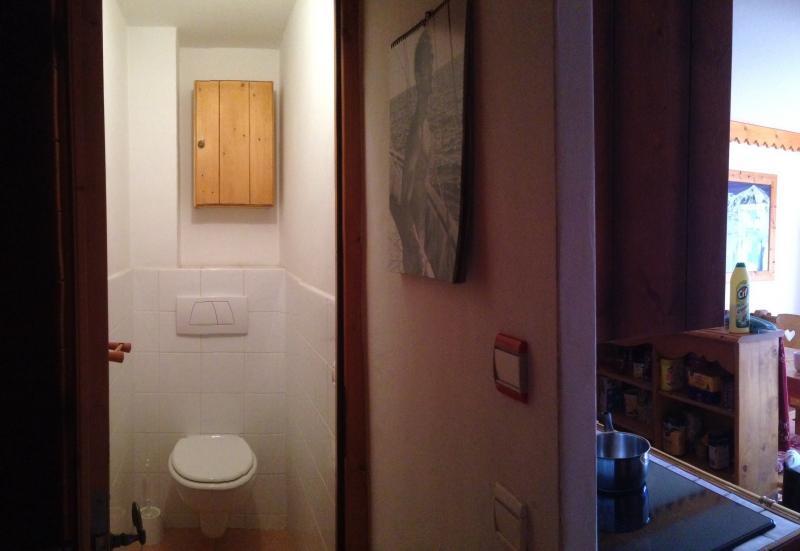 WC indipendente Affitto Appartamento 80286 La Plagne