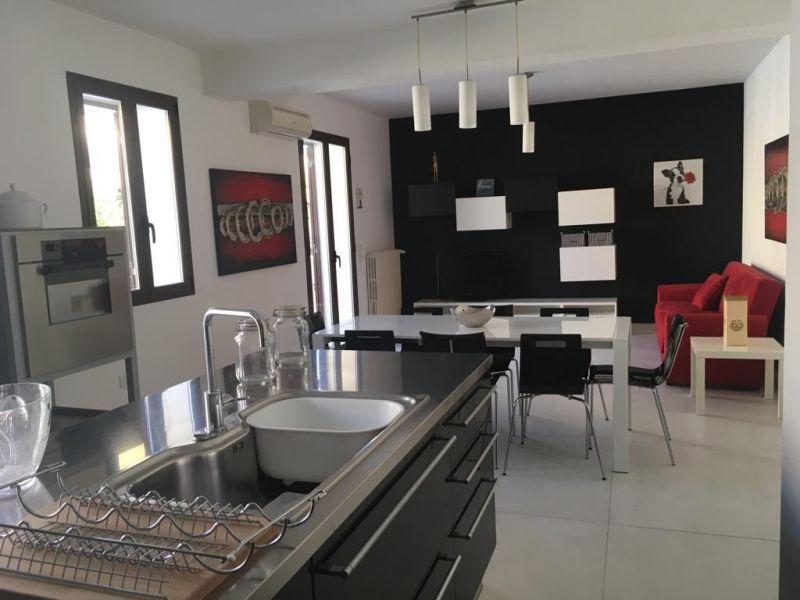 Cucina all'americana Affitto Villa  81007 Marina di Ragusa