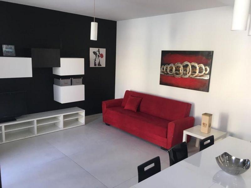 Soggiorno 2 Affitto Villa  81007 Marina di Ragusa