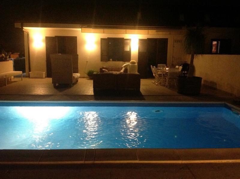 Vista esterna della casa vacanze Affitto Villa  81007 Marina di Ragusa
