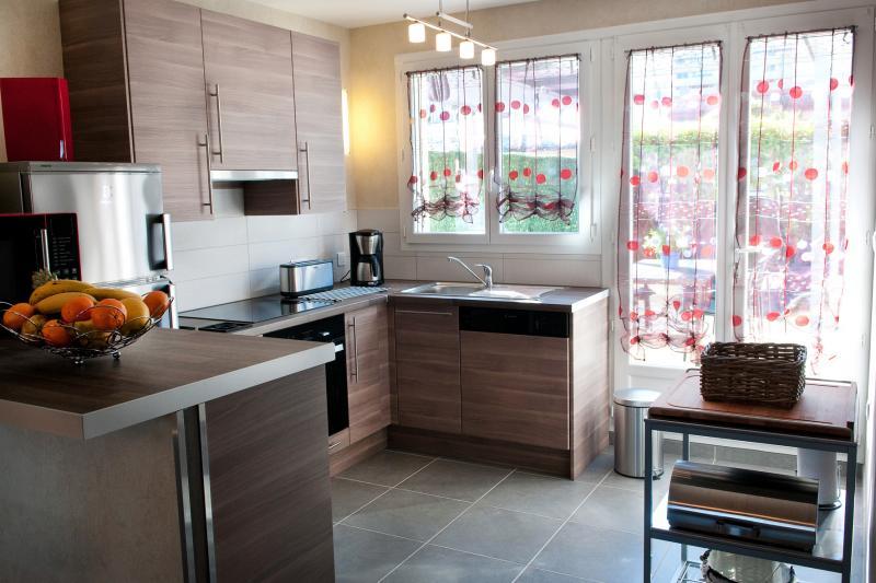 Cucina all'americana Affitto Appartamento 84824 Montpellier