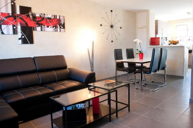 Soggiorno Affitto Appartamento 84824 Montpellier