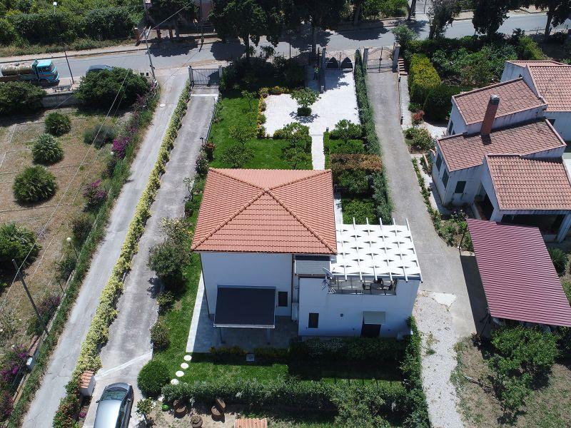 Pianta casa vacanze Affitto Appartamento 85238 Cefalù