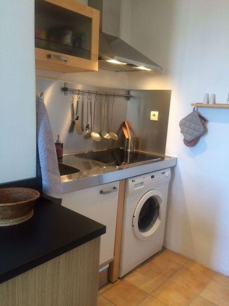 Angolo cottura Affitto Appartamento 87627 Nizza