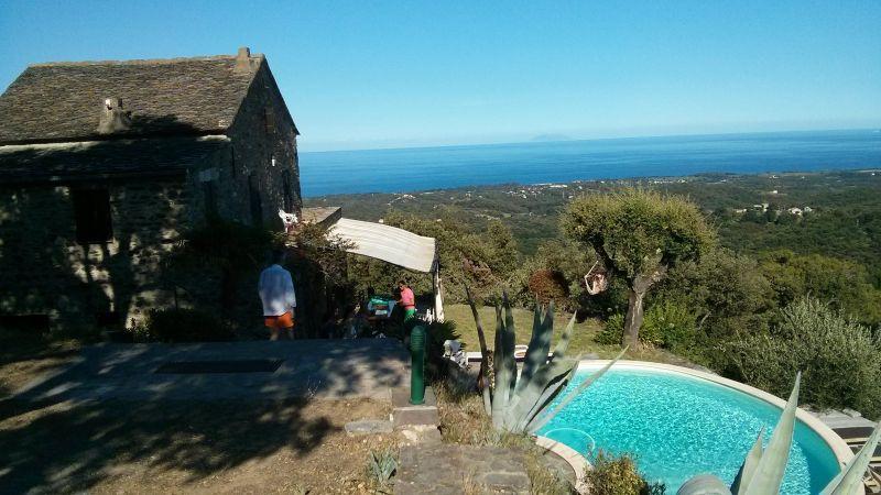 Vista esterna della casa vacanze Affitto Casa 90781 Santa-Lucia-di-Moriani
