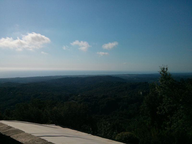 Vista dal balcone Affitto Casa 90781 Santa-Lucia-di-Moriani