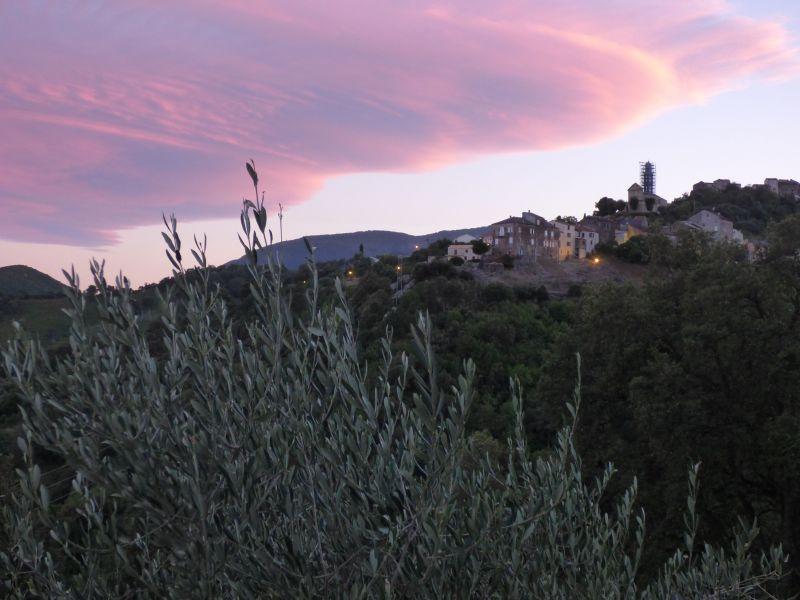 Vista dalla casa vacanze Affitto Casa 90781 Santa-Lucia-di-Moriani