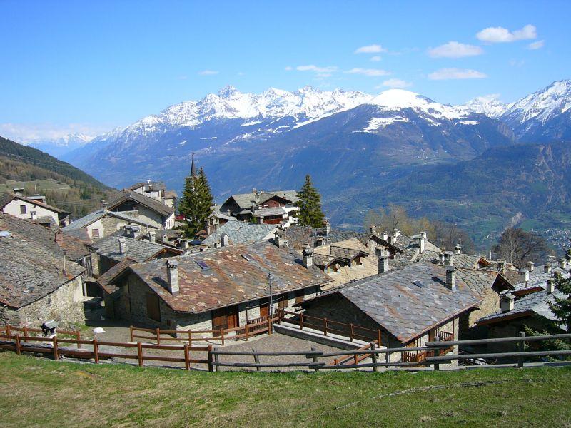 Vista nelle vicinanze Affitto Agriturismo 91491 Saint Nicolas