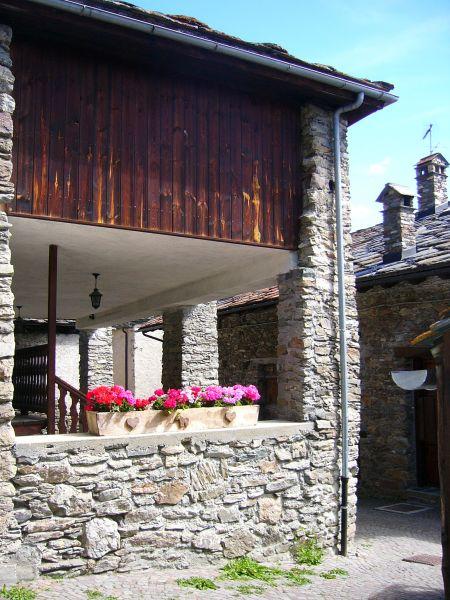 Vista esterna della casa vacanze Affitto Agriturismo 91491 Saint Nicolas
