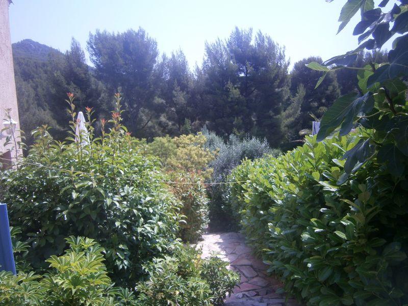 Giardino Affitto Villa  93128 Saint Cyr sur Mer
