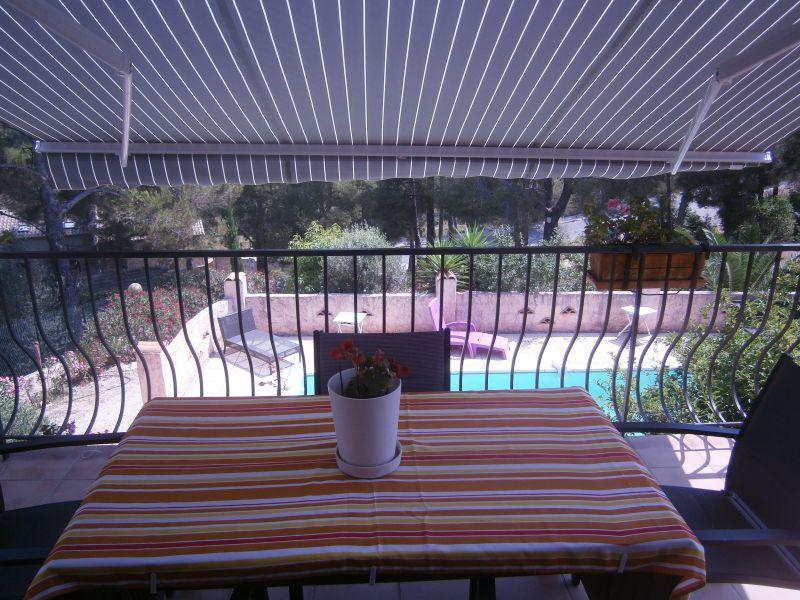 Balcone Affitto Villa  93128 Saint Cyr sur Mer