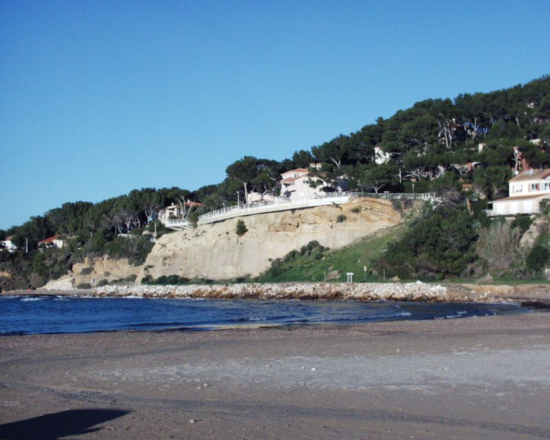 Spiaggia Affitto Villa  93128 Saint Cyr sur Mer