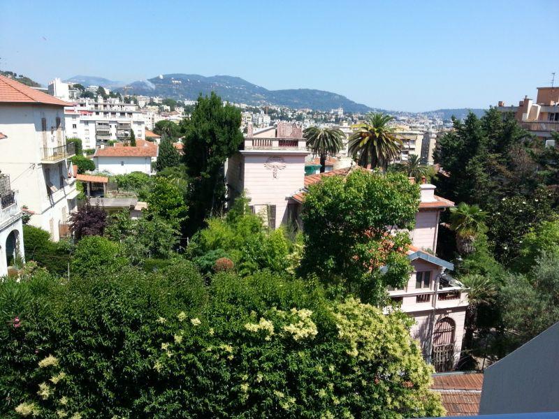 Vista dal terrazzo Affitto Appartamento 93560 Nizza