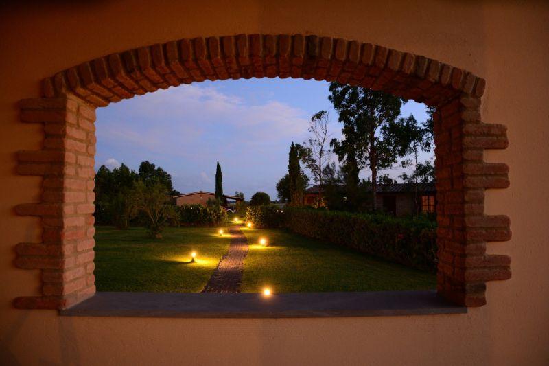 Vista esterna della casa vacanze Affitto Appartamento 94322 Castiglione della Pescaia