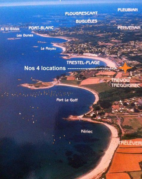 Vista nelle vicinanze Affitto Appartamento 94927 Perros-Guirec