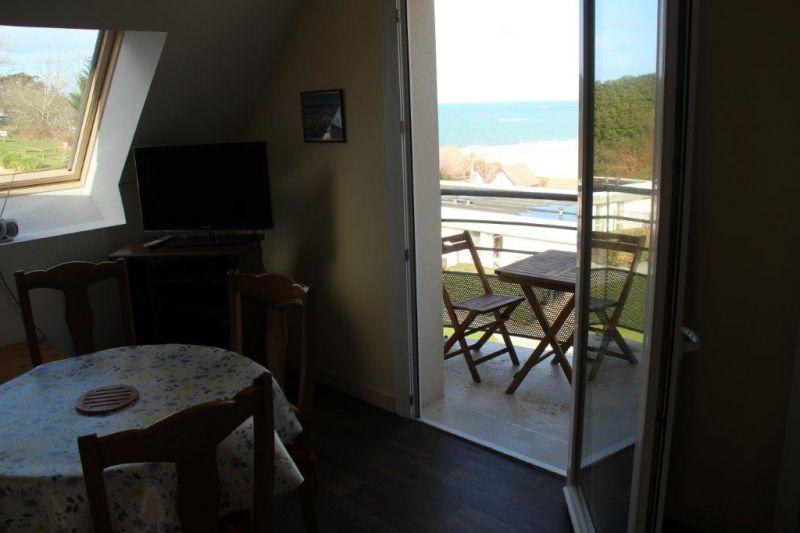 Vista dal balcone Affitto Appartamento 94927 Perros-Guirec