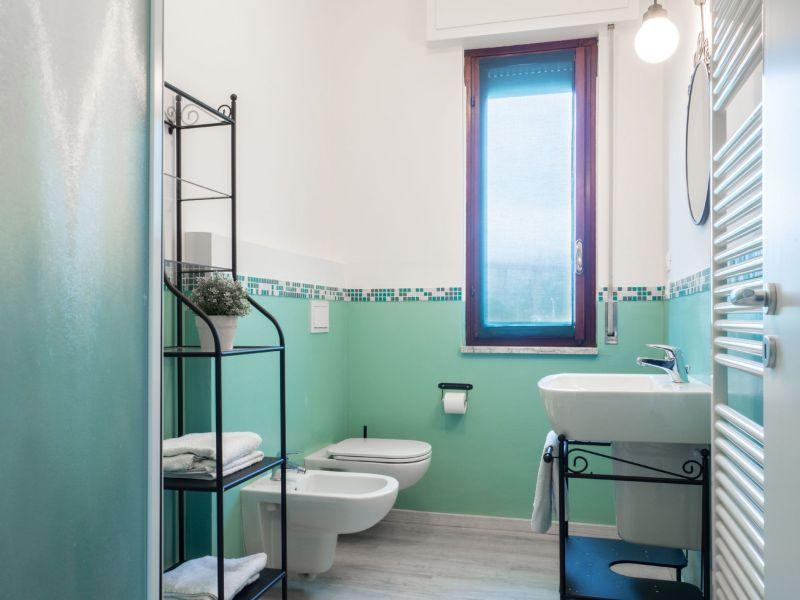 Bagno Affitto Appartamento 95260 Pietra Ligure
