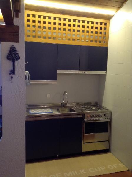 Cucina all'americana Affitto Appartamento 95424 Auronzo di Cadore