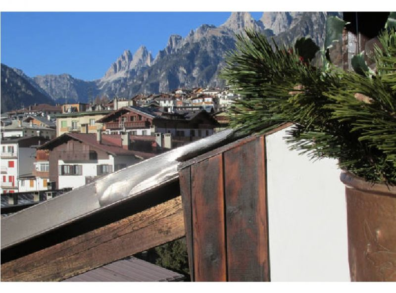 Terrazzo 1 Affitto Appartamento 95424 Auronzo di Cadore