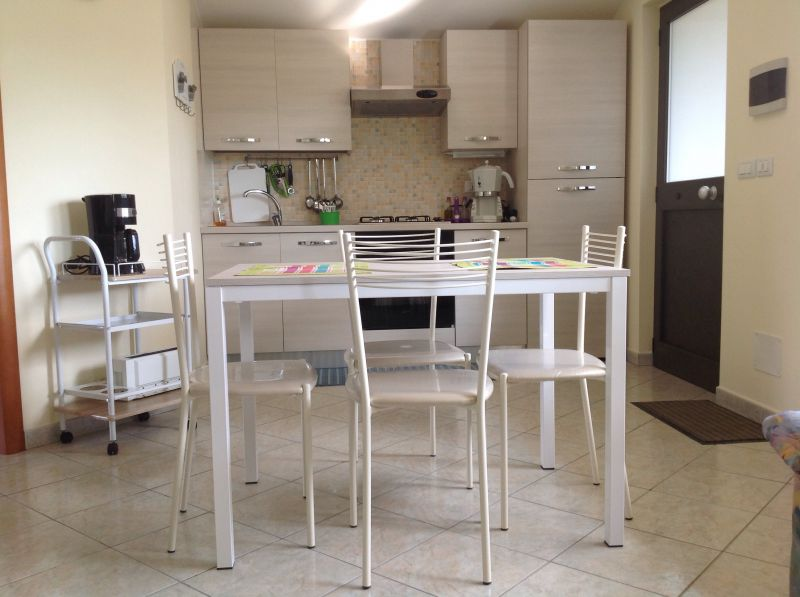 Cucina all'americana Affitto Appartamento 99089 Caramanico Terme