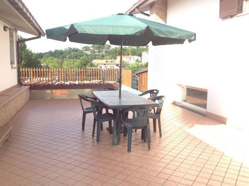 Terrazzo Affitto Appartamento 99089 Caramanico Terme