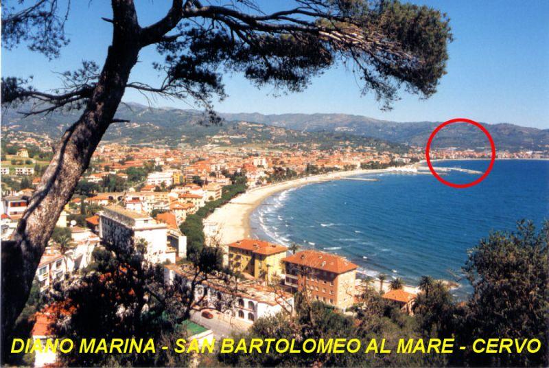 Vista nelle vicinanze Affitto Monolocale 10219 San Bartolomeo al Mare