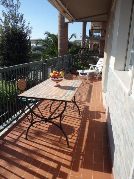 Vista dal balcone Affitto Casa 10223 San Vincenzo
