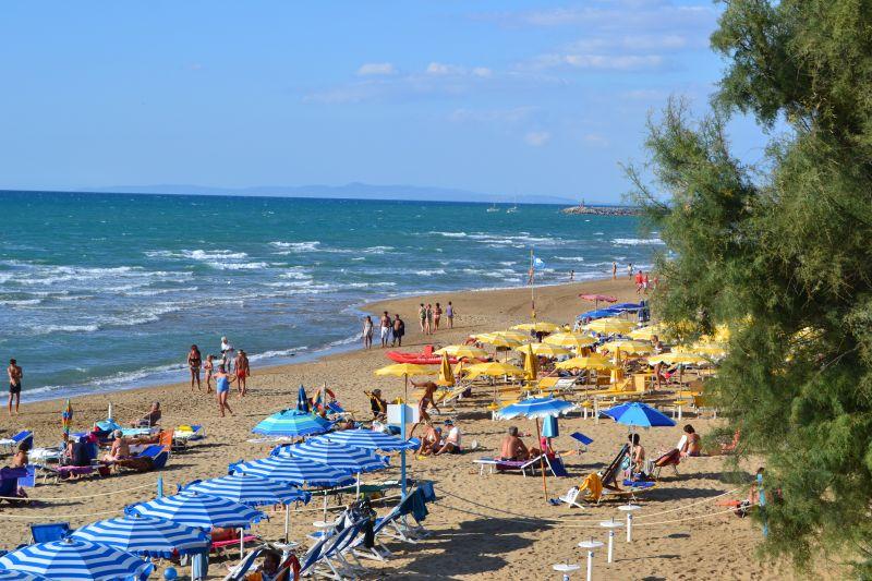 Spiaggia Affitto Casa 10223 San Vincenzo