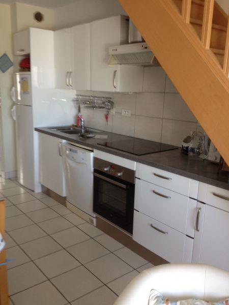 Cucina all'americana Affitto Appartamento 10676 Carnac